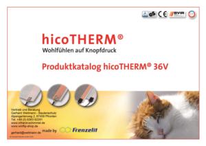 Vortrag über hicoTHERM®